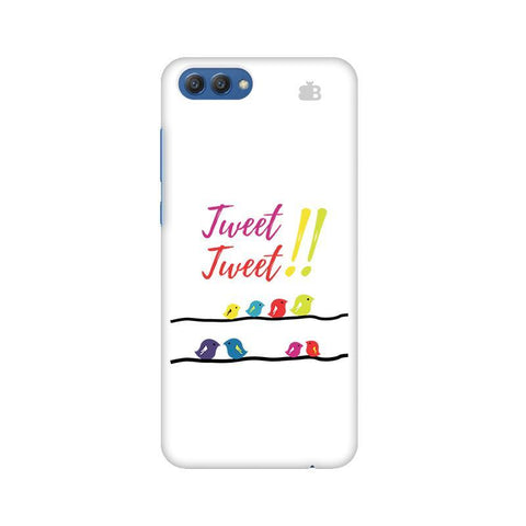 Tweet Tweet Huawei Honor V10 Phone Cover