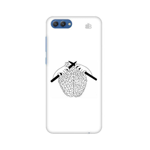 Weaving Brain Huawei Honor V10 Phone Cover