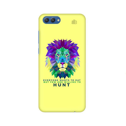 Willing to Hunt Huawei Honor V10 Phone Cover