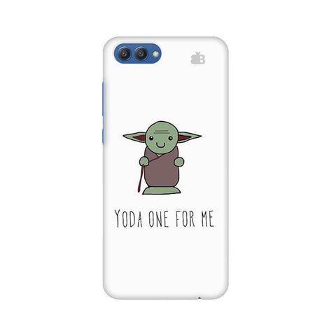 Yoda One Huawei Honor V10 Phone Cover