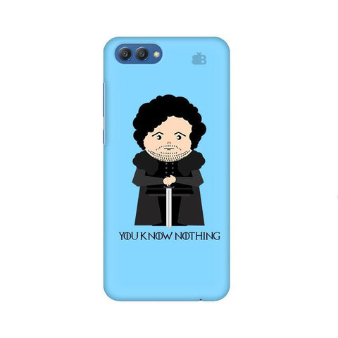 You Know Nothing Huawei Honor V10 Phone Cover