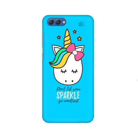 Your Sparkle Huawei Honor V10 Phone Cover