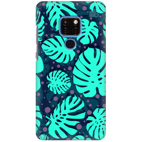 Tropical Leaves Pattern Huawei Mate 20 Cover