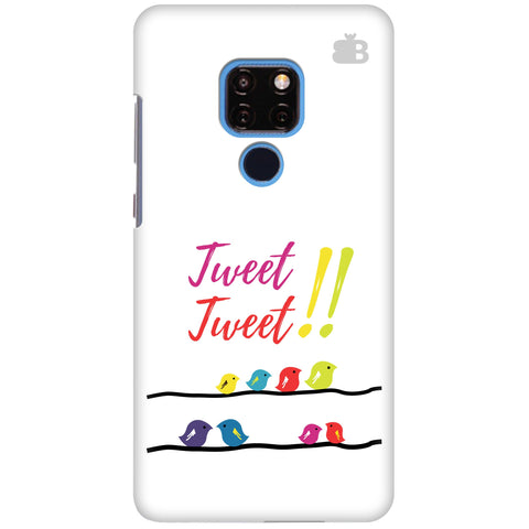Tweet Tweet Huawei Mate 20 Cover