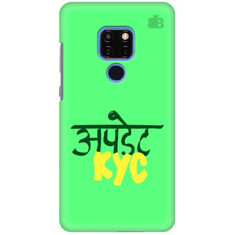 Update KYC Huawei Mate 20 Cover