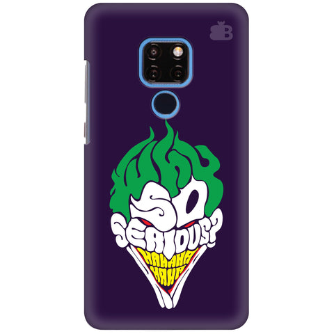 Why So Serious Huawei Mate 20 Cover