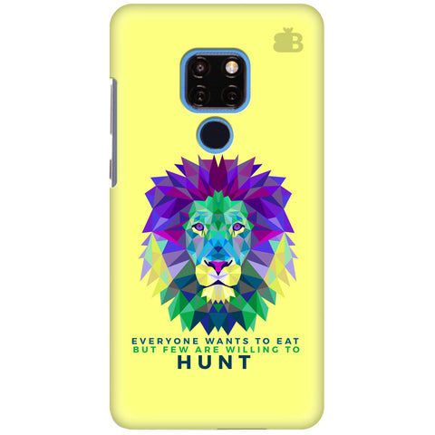 Willing to Hunt Huawei Mate 20 Cover