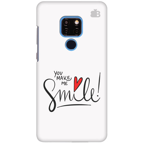 You make me Smile Huawei Mate 20 Cover
