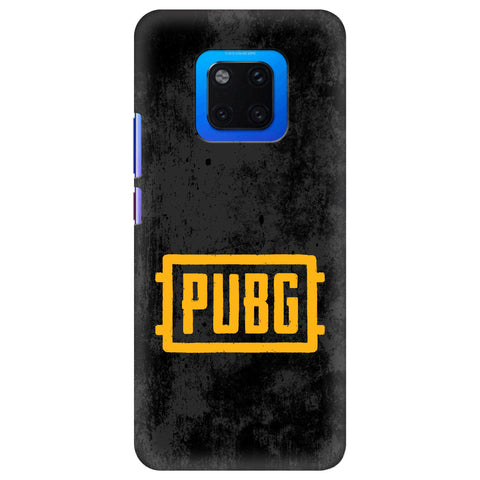 PUBG Huawei Mate 20 Pro Cover