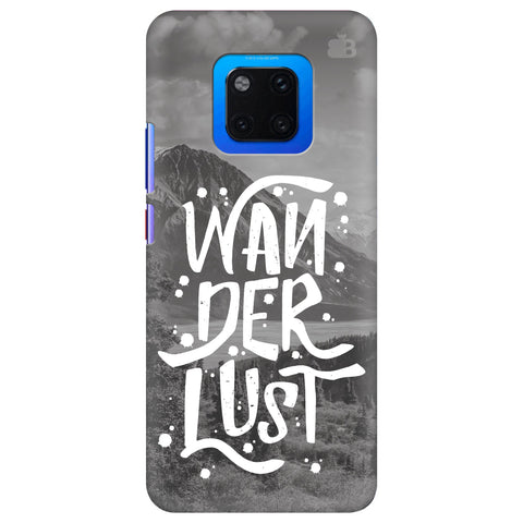 Wanderlust Huawei Mate 20 Pro Cover