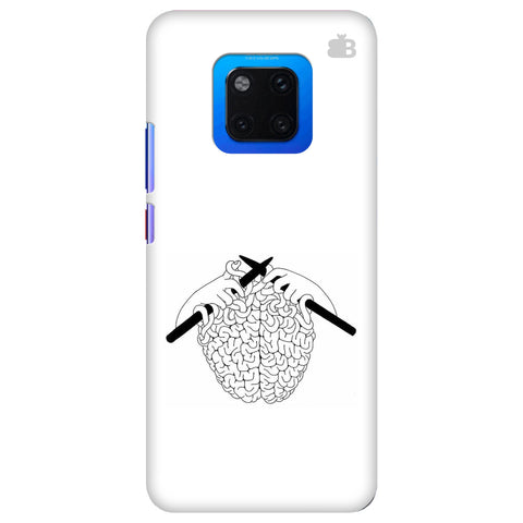 Weaving Brain Huawei Mate 20 Pro Cover