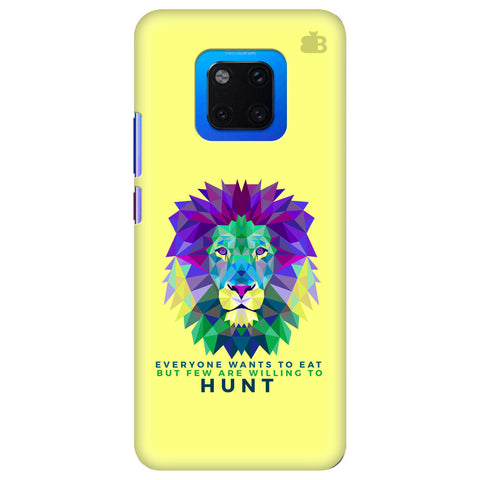 Willing to Hunt Huawei Mate 20 Pro Cover