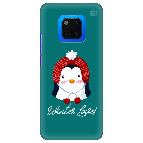 Winter Love Huawei Mate 20 Pro Cover