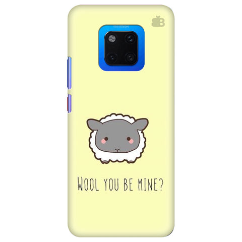 Wool Huawei Mate 20 Pro Cover