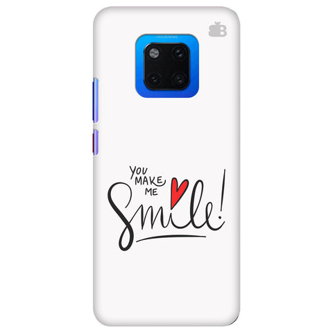 You make me Smile Huawei Mate 20 Pro Cover
