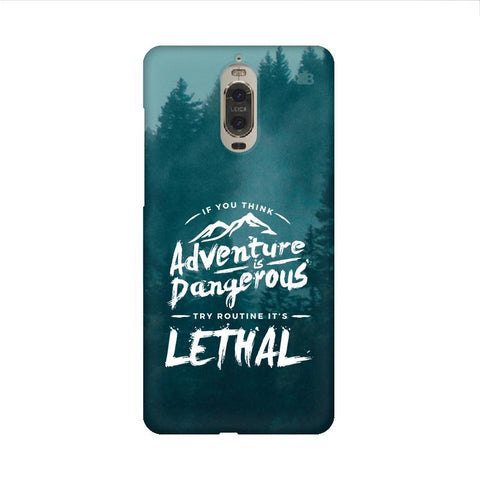 Adventure Huawei Mate 9 Pro Design Phone Cover