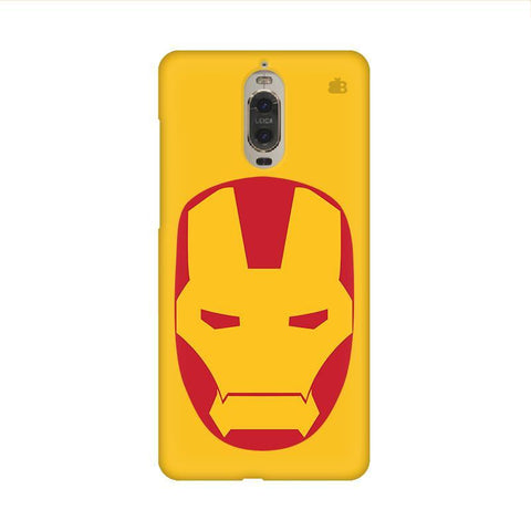 Angry Superhero Mask Huawei Mate 9 Pro Design Phone Cover