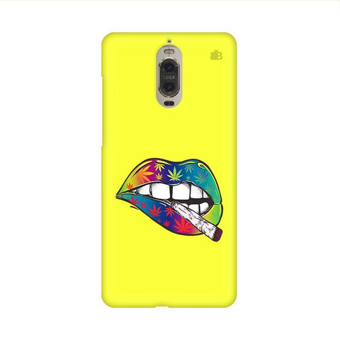 Trippy Lips Huawei Mate 9 Pro Design Phone Cover