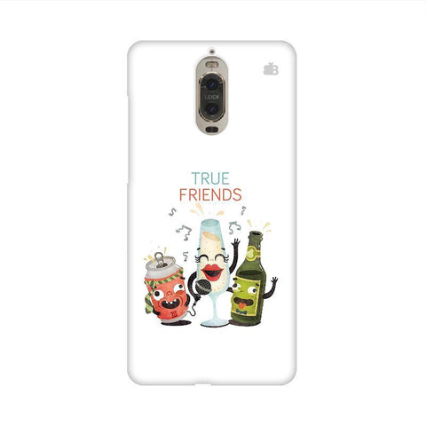 True Friends Huawei Mate 9 Pro Design Phone Cover