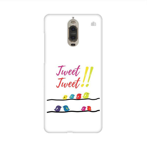 Tweet Tweet Huawei Mate 9 Pro Design Phone Cover