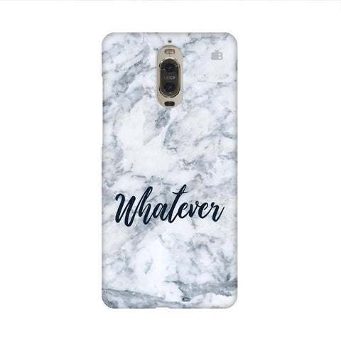 Whatever Huawei Mate 9 Pro Design Phone Cover