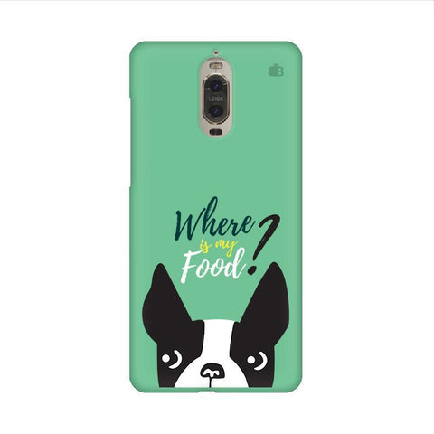 Where is my Food Huawei Mate 9 Pro Design Phone Cover