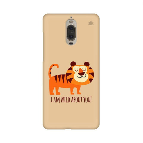 Wild About You Huawei Mate 9 Pro Design Phone Cover