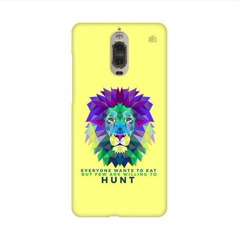 Willing to Hunt Huawei Mate 9 Pro Design Phone Cover