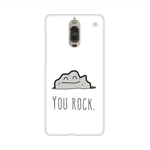 You Rock Huawei Mate 9 Pro Design Phone Cover