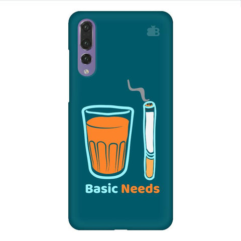 Chai Sutta Basic Huawei P20 Design Cover