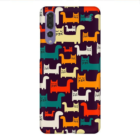 Chill Cats Huawei P20 Design Phone Cover
