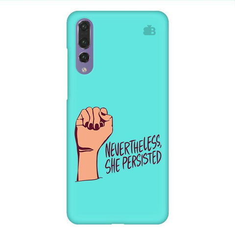She Persisted Huawei P20 Design Phone Cover
