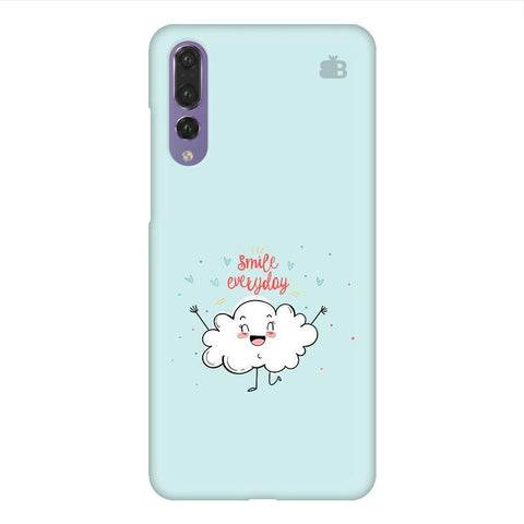 Smile Everyday Huawei P20 Design Phone Cover