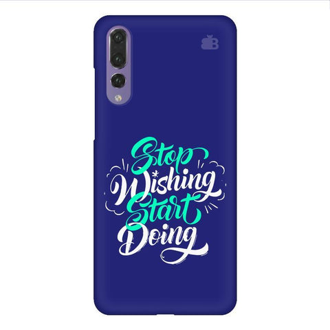 Start Doing Huawei P20 Design Phone Cover