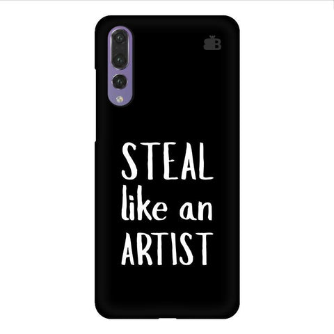 Steal like an Artist Huawei P20 Design Phone Cover