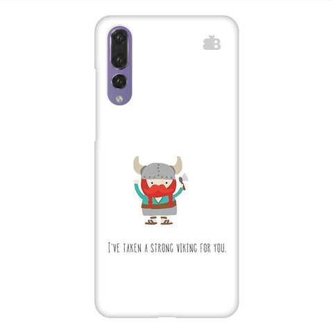 Strong Viking Huawei P20 Design Phone Cover