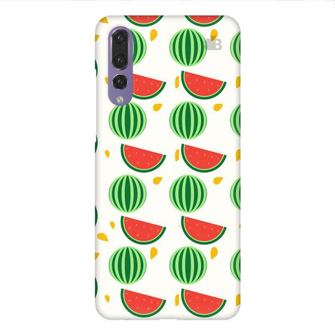 Summer Melons Huawei P20 Design Phone Cover