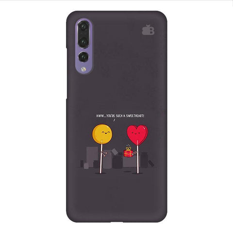 Sweetheart Huawei P20 Design Phone Cover