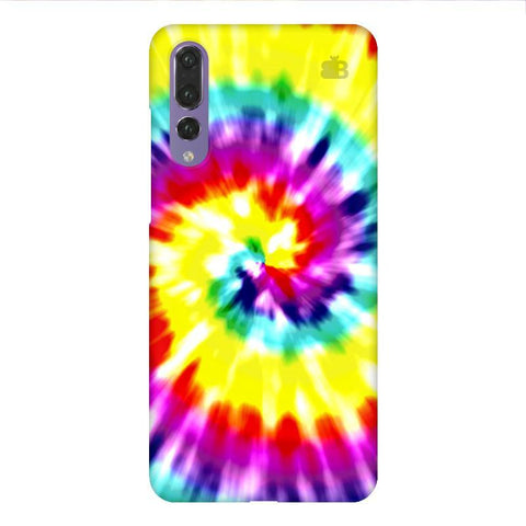 Tie & Die Art Huawei P20 Design Phone Cover