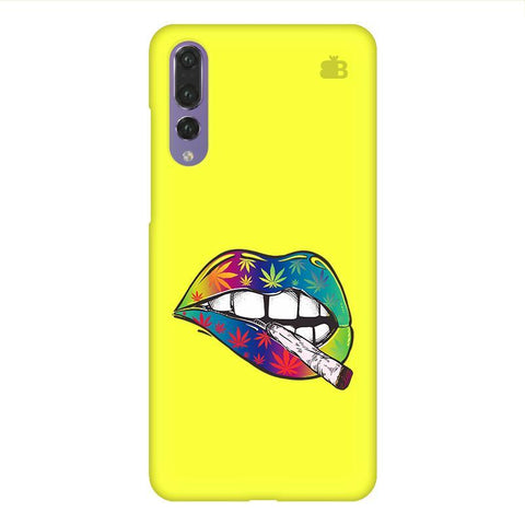 Trippy Lips Huawei P20 Design Phone Cover