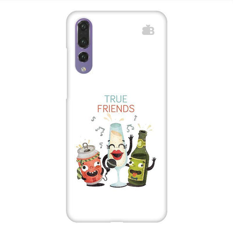 True Friends Huawei P20 Design Phone Cover