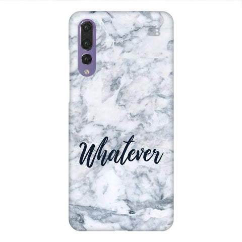 Whatever Huawei P20 Design Phone Cover