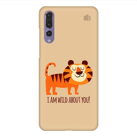 Wild About You Huawei P20 Design Phone Cover