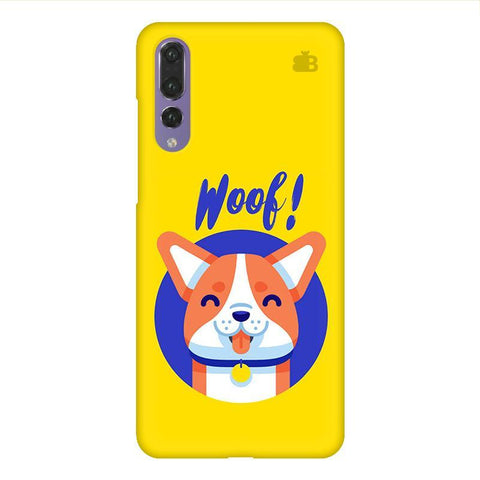 Woof Huawei P20 Design Phone Cover