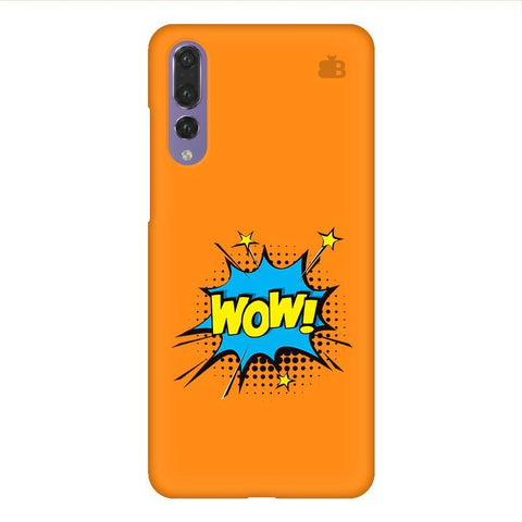 Wow! Huawei P20 Design Phone Cover