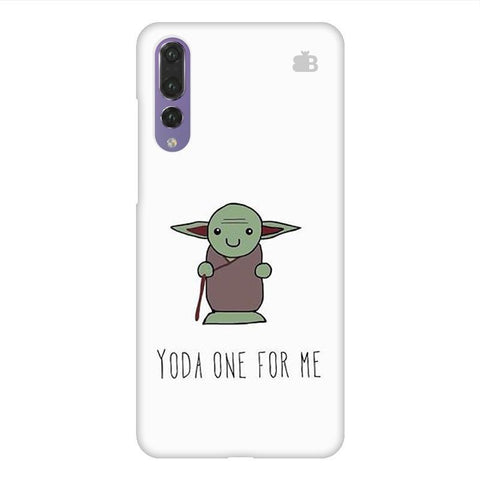 Yoda One Huawei P20 Design Phone Cover