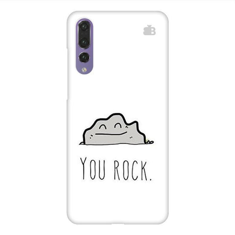You Rock Huawei P20 Design Phone Cover