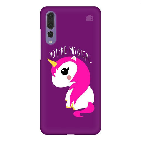 You're Magical Huawei P20 Design Phone Cover