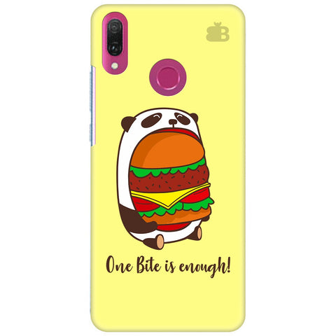 One Bite Huawei Y9 2018 Cover