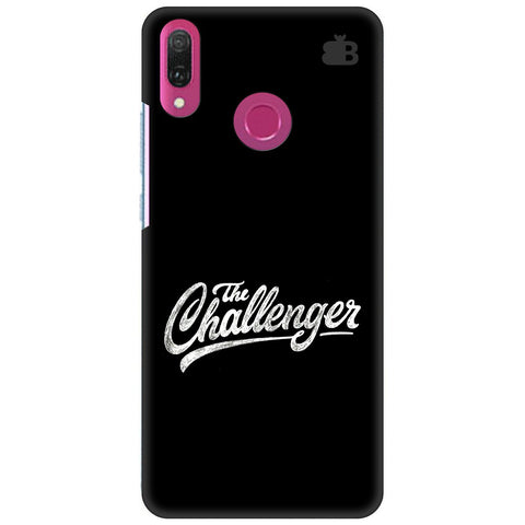 The Challenger Huawei Y9 2018 Cover